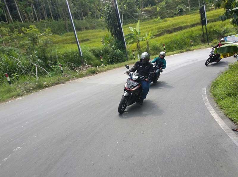 Destinasi Touring  Yang Tidak Jauh Dari Jakarta