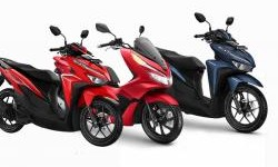 Harga Motor Matic Honda November 2019