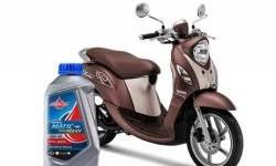 Oli Mesin Yang Direkomendasikan Untuk Motor Yamaha Fino