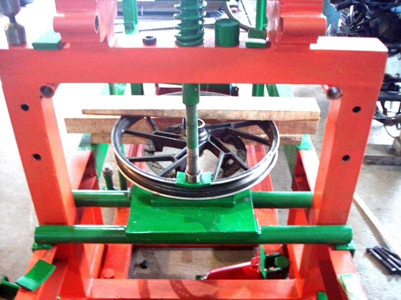 Penting Gak Sih Balancing Pelek Motor ?