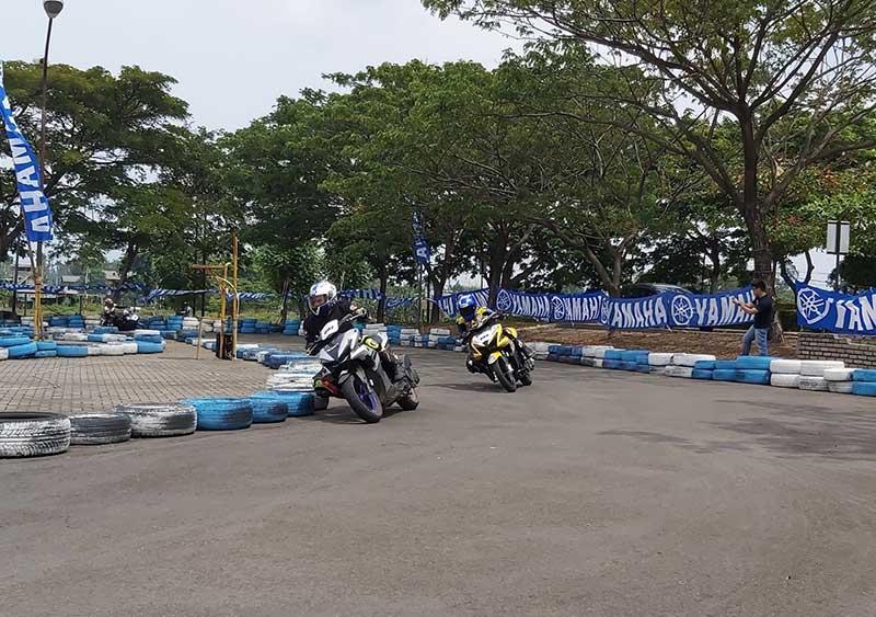 Aerox Fun Challenge Ajang Adu Cepat Untuk Pecinta Yamaha Aerox