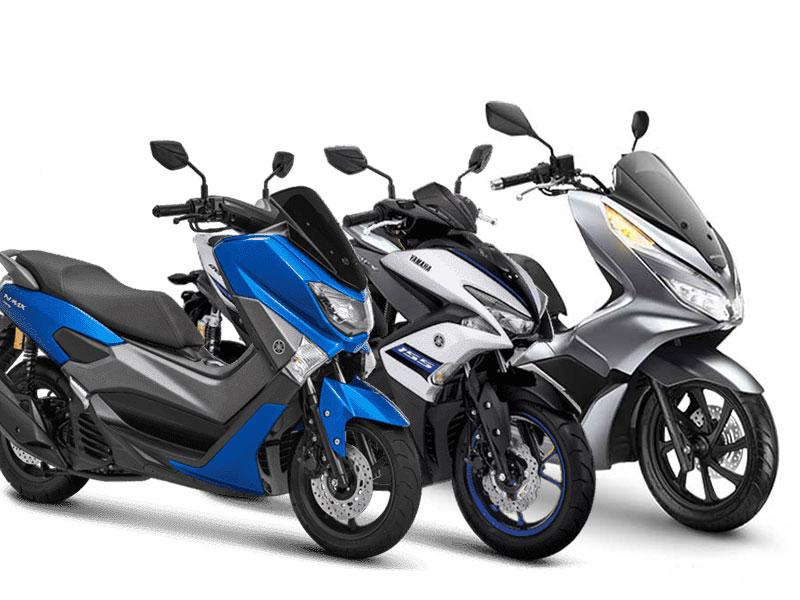 Daftar Harga Terbaru Motor Matic 150cc, Yamaha dan Honda