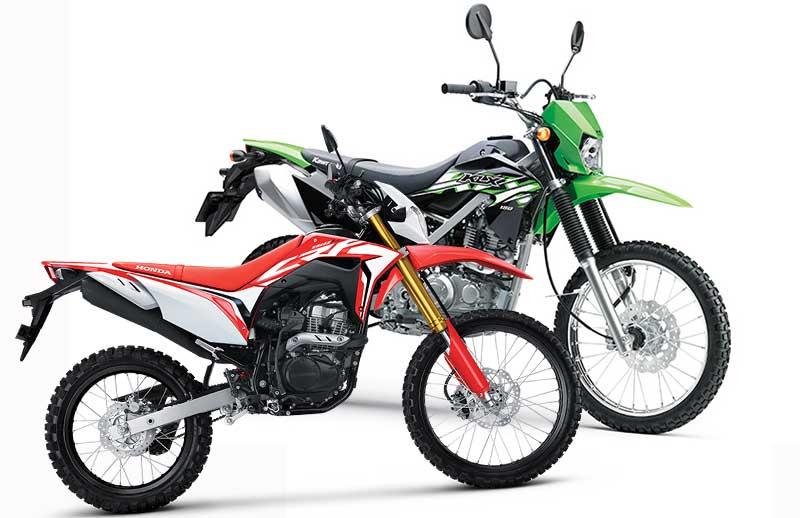 Daftar Harga Terbaru Motor Trail 150cc 2019