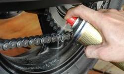 Solusi Mengatasi Rantai Motor Yang Berisik