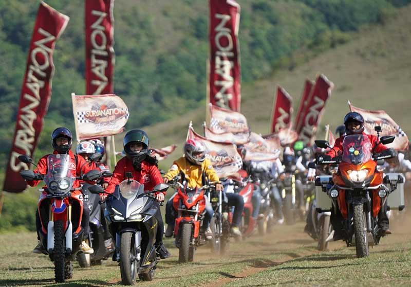 Ribuan Bikers Bakal Hadiri Suryanation Motorland Ridescape Di Malang