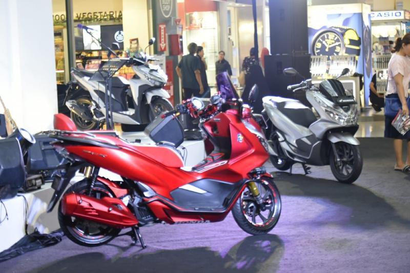 Honda Premium Matic Day Sapa Warga Cibubur