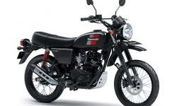 Kawasaki W175 TR Cocok Buat Kamu Penyuka Motor Klasik
