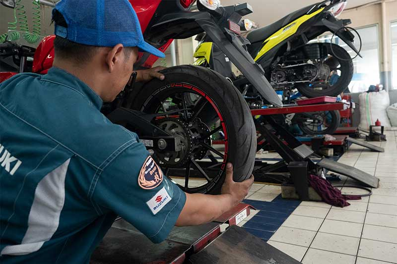 Suzuki Motor Gelar Program Product Quality Update