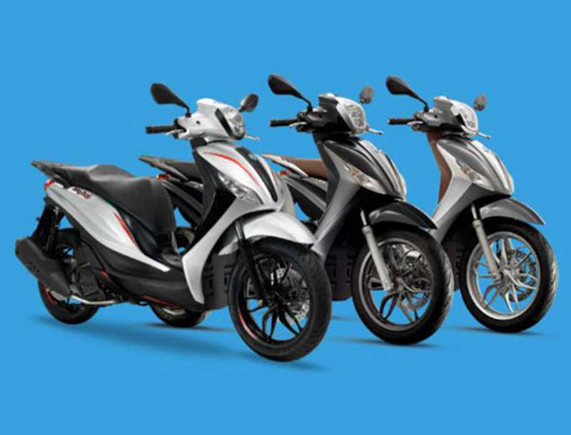 Piaggio Indonesia Adakan Program Live More with New You