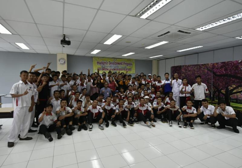 Wahana Siap Serap Siswa Lulusan SMK Binaan