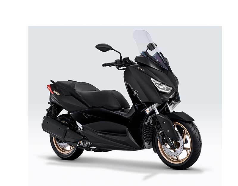 Yamaha Luncurkan Aerox Dan Xmax Signature Berikut Harganya