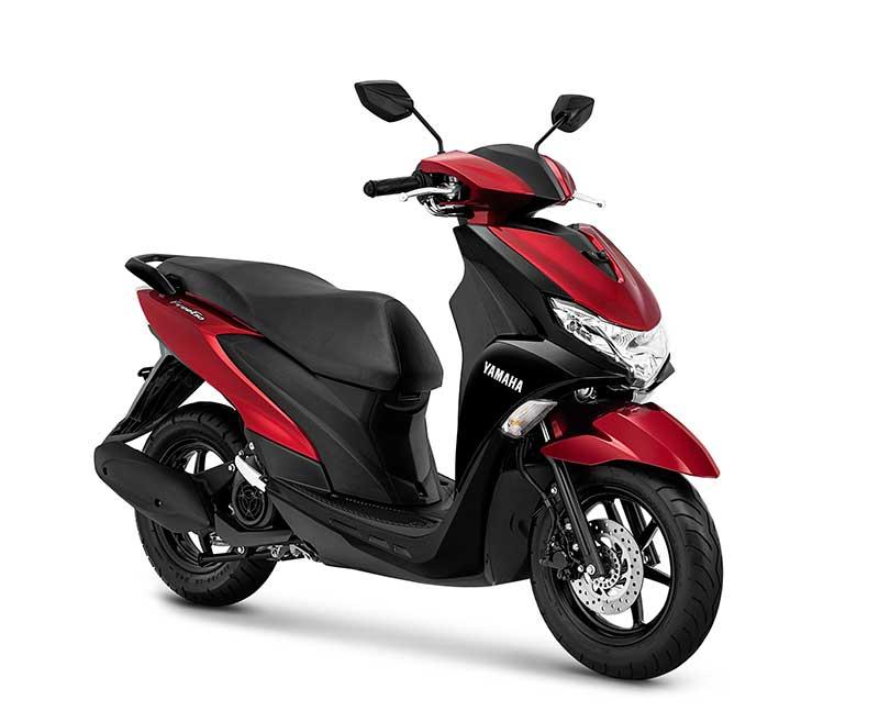 Tahun Baru, Yamaha Hadirkan Warna Baru Yamaha FreeGo 2020
