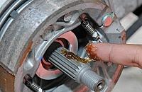 AS Roda Belakang Motor Matic Kamu Macet ? Begini Cara Mengatasinya