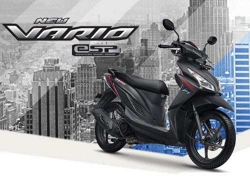 Honda Vario 110cc Tidak Lagi Diproduski, Berikut Harga Bekasnya