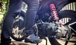 Solusi Mengatasi Kick Starter Motor Matic Yang Macet