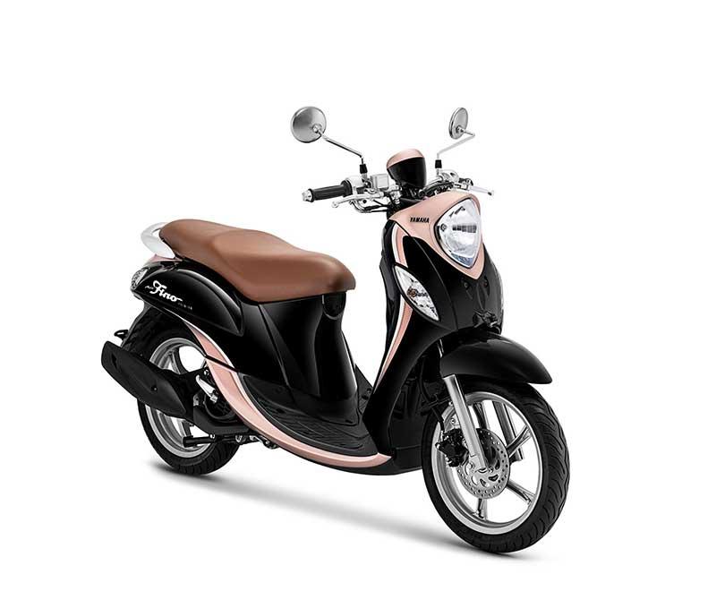 Gak Cuma FreeGo, Yamaha Fino Juga Ada Warna Baru Di Awal 2020