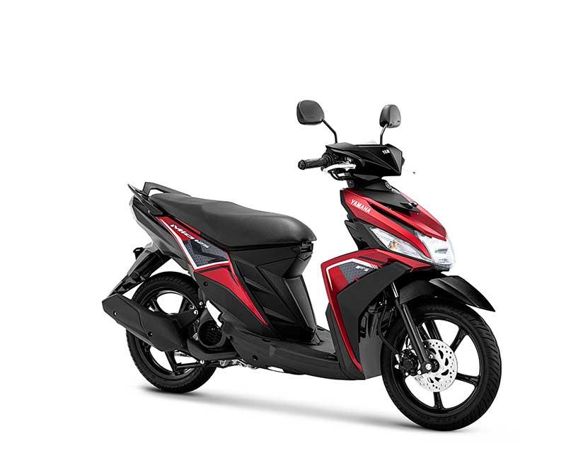 Yamaha Mio M3 2020 Makin Banyak Pilihan Warnanya