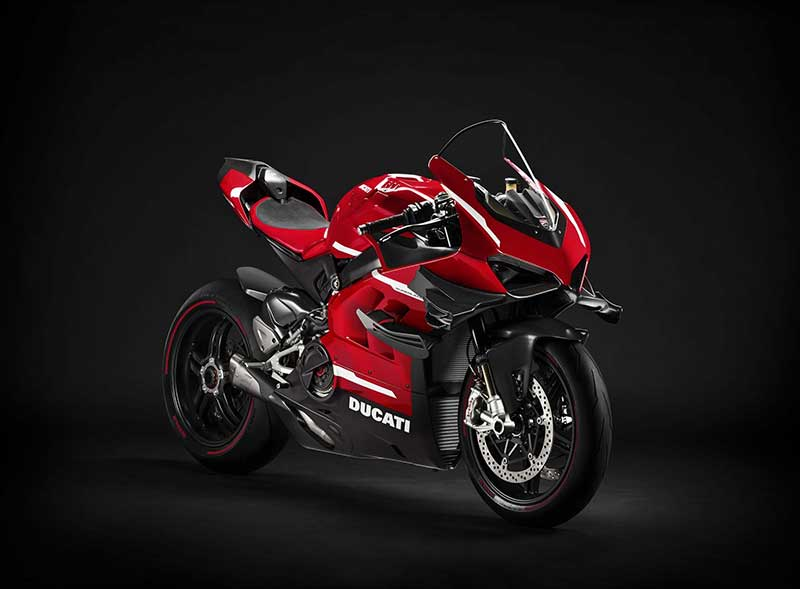Keren Banget Tampang New Ducati Superleggera V4 model 2020