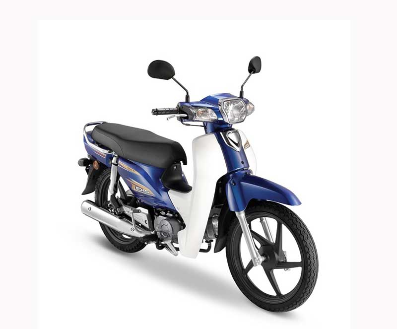 Honda Astrea Terbaru Tampil Lebih Modern