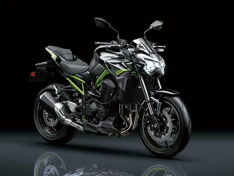 Kawasaki Z900 2020 Punya Fitur Dan Warna Baru