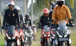 Komunitas Honda ADV Indonesia Lampug Resmi Terbentuk