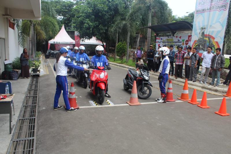 Sebanyak 60 Siswa SMK Mau Jadi 'Jawara' Berkendara Aman