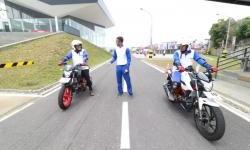 Ajarkan Safety Riding, DAM Ajak Jurnalis Menjadi Duta Keselamatan Berkendara