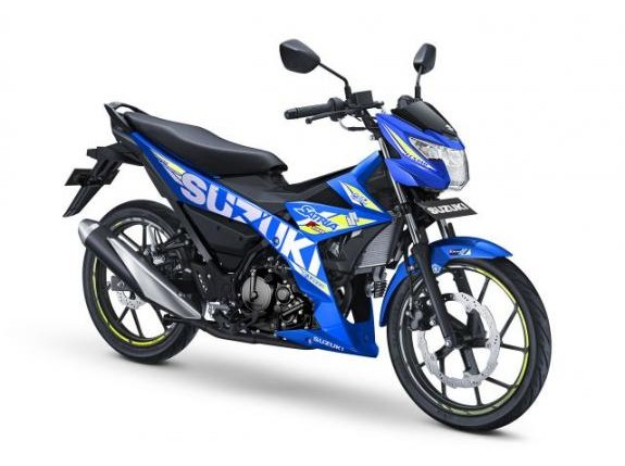 Suzuki Satria FU150 Motor Yang Banyak Dicari Selama 2019