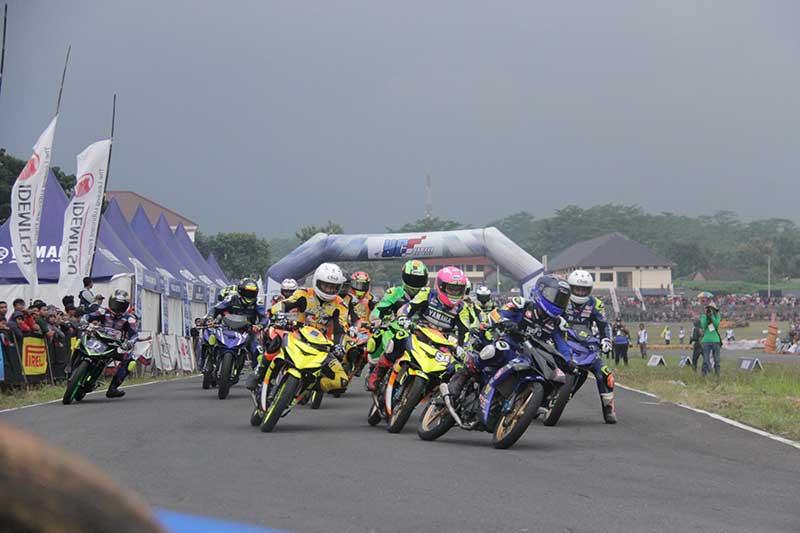 Yamaha Cup Race 2020 Boyolali, Bakal Ada Balapan Motor 2 Tak