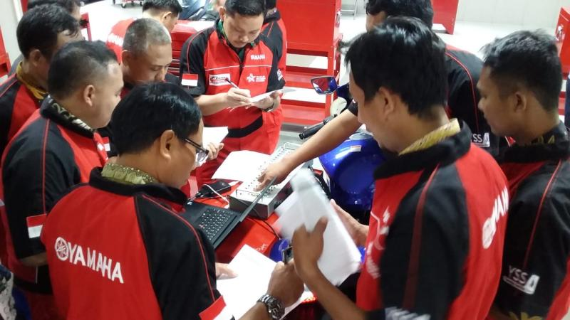 Yamaha Technical Academy Gelar 'Train to Trainer'  untuk Guru SMK