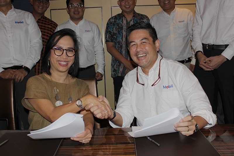 Grab Indonesia Ajak Mitra Pengemudinya Sadar Akan Pentingnya Mengganti Pelumas Secara Rutin