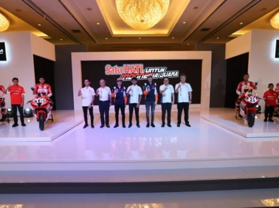 Ini Dia Jajaran Pembalap Astra Honda Racing Team Musim 2020