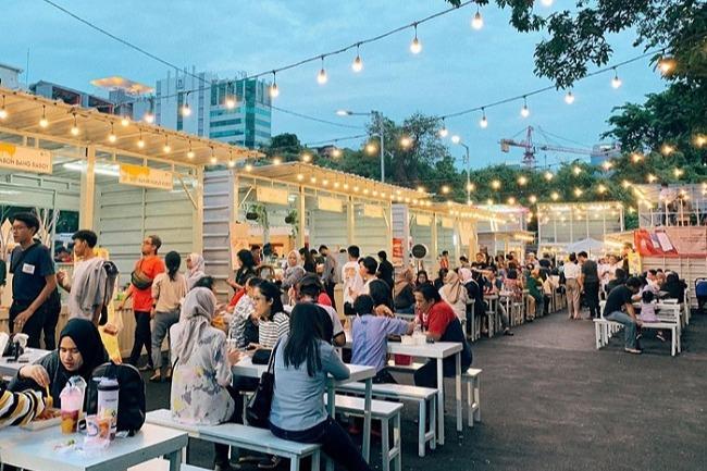 Thamrin 10 Lokasi Wisata Kuliner Di Tengah Kota