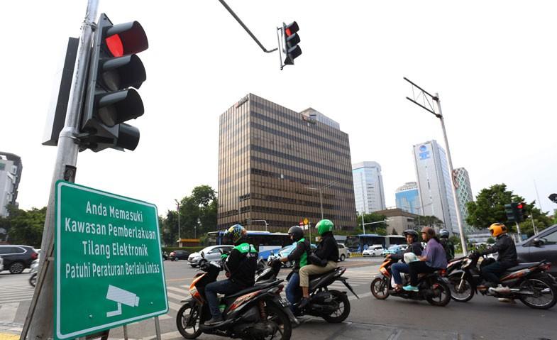 Jangan Sembarangan Naik Motor di Jakarta, Ini Daftar CCTV Tilang Elektronik Untuk Motor