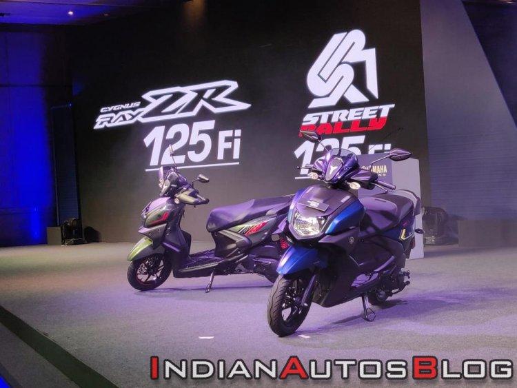 Yamaha Ray ZR 125 Tantang Honda BeAT