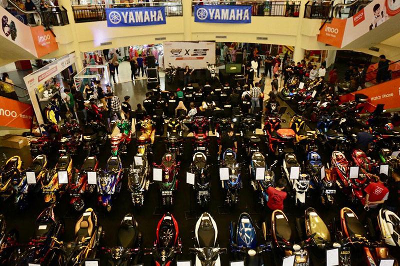 Ini Nama-Nama Finalis Customaxi Yamaha Region Sulawesi