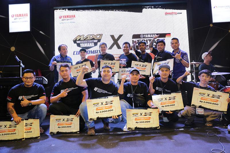 Ini Dia Para Finalis Customaxi x Yamaha Heritage Built 2020 Kalimantan