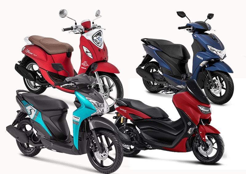 Daftar Harga Terbaru Motor Matic Yamaha Maret 2020