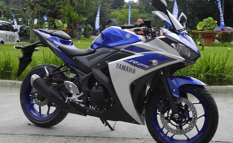 Cuma Dengan Rp29 Juta Kamu Sudah Bisa Beli Yamaha R25 Bekas