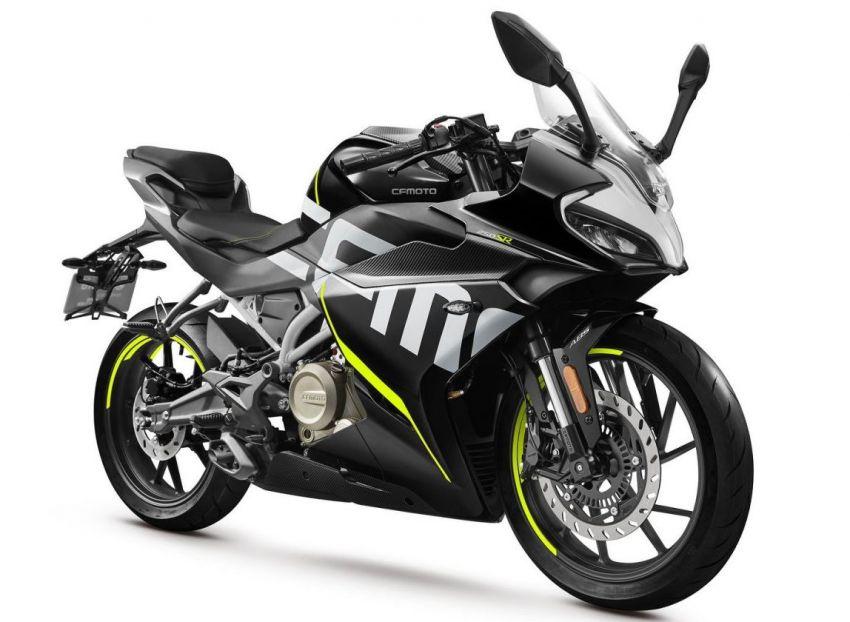 Motor Sport 250cc Full Fairing Ini Dijual Dengan Harga 37 Juta