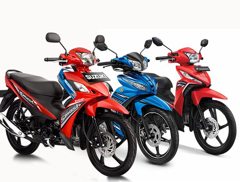Motor Bebek Murah Honda, Yamaha Dan Suzuki 2020