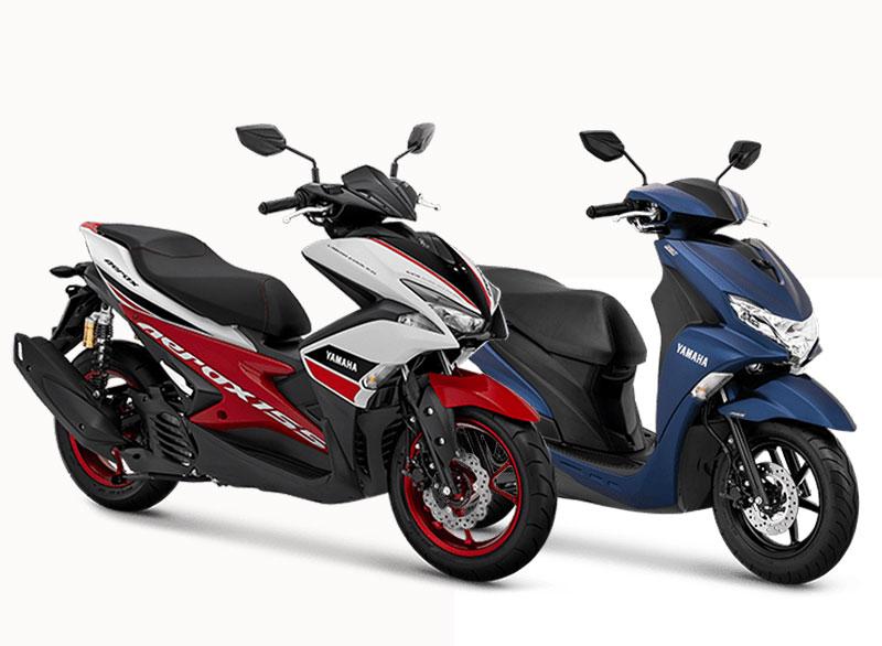 Ada Masalah, Yamaha Freego dan Aerox Direcall
