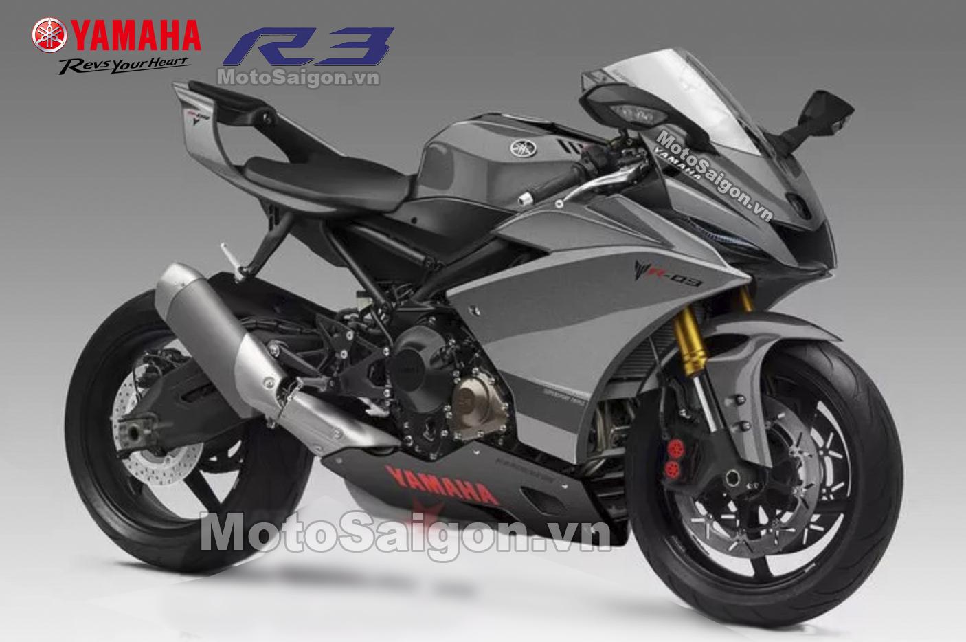Hot Isu, Yamaha Dikabarkan Akan Menghadirkan R25 Tiga Silinder