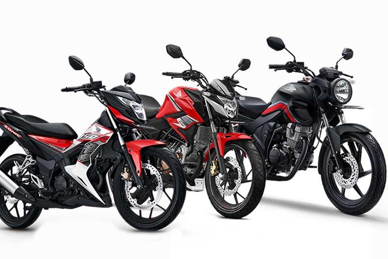 Banyak Pilihan, Ini Harga Motor Sport Honda Terbaru Maret 2020