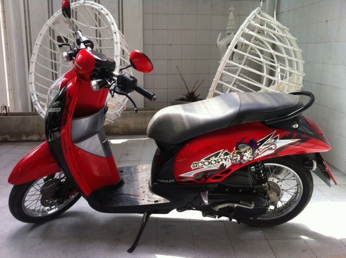 Yang Mau Beli Motor Honda Scoopy Bekas, Berikut Harganya