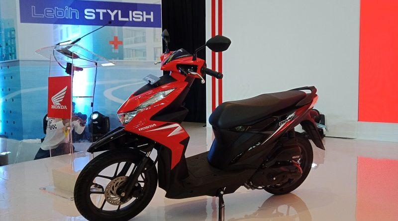 Simulasi Cicilan Honda BeAT Maret 2020