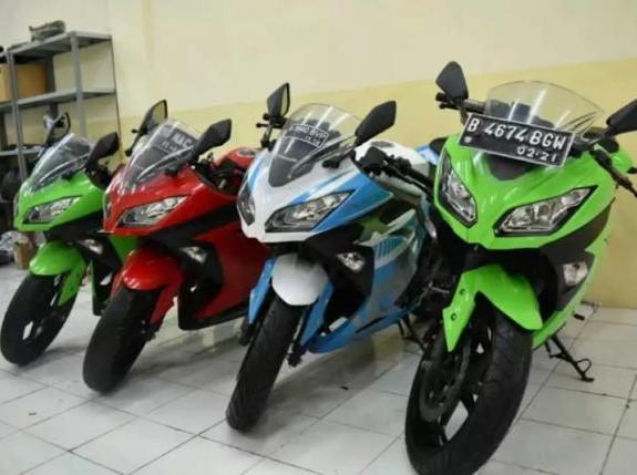 Harga Motor Sport Bekas 250cc Full Fairing