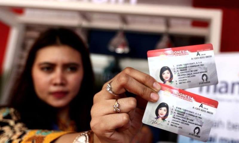 Untuk Sementara Pelayanan SIM di Jakarta Tutup Selama Darurat Corona