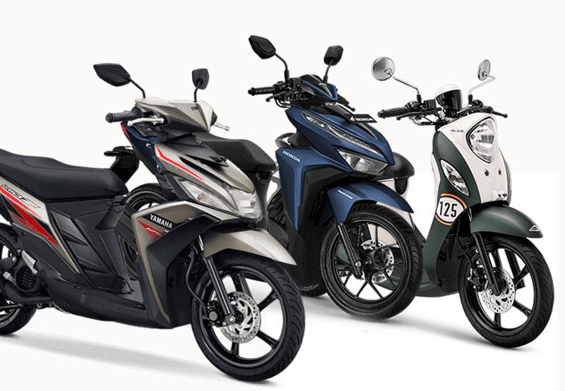 Update Harga Terbaru Motor Matic 125cc Honda Dan Yamaha April 2020