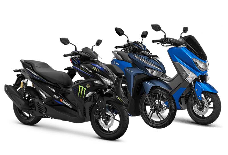 Daftar Harga Terbaru Motor Matic 150cc Honda Dan Yamaha April 2020